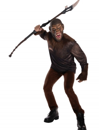 Adult Planet of the Apes Caesar Costume buy now
