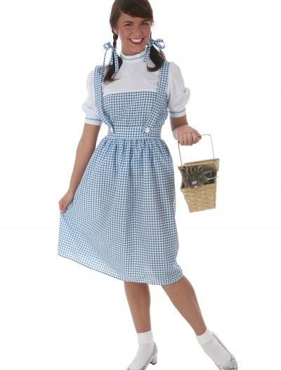 Adult Plus Size Kansas Girl Costume buy now