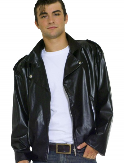 Adult Plus Size Greaser Jacket buy now