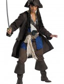 Adult Prestige Captain Jack Sparrow Costume buy now