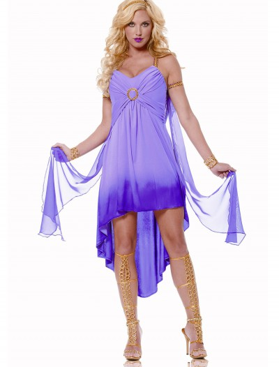 Adult Purple Roman Goddess Costume buy now