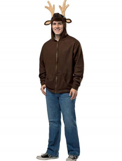 Adult Reindeer Costume Hoodie buy now