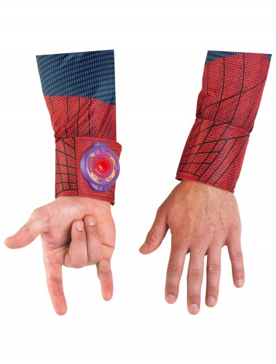 Adult Spiderman Light-Up Web Shooter buy now
