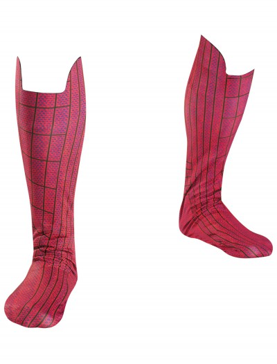 Adult Spiderman Movie Boot Covers buy now