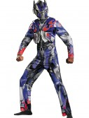 Adult Transformers 4 Deluxe Optimus Prime Costume buy now
