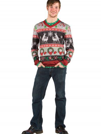 Adult Ugly Frisky Deer Sweater buy now