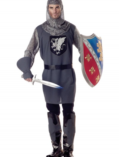 Adult Valiant Knight Costume buy now