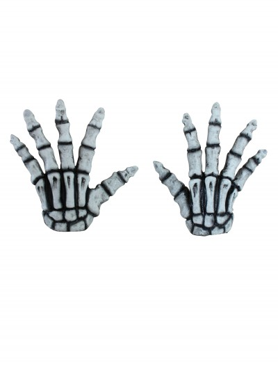 Adult White Skeleton Hands buy now