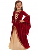 Alessandra the Crimson Princess Costume buy now
