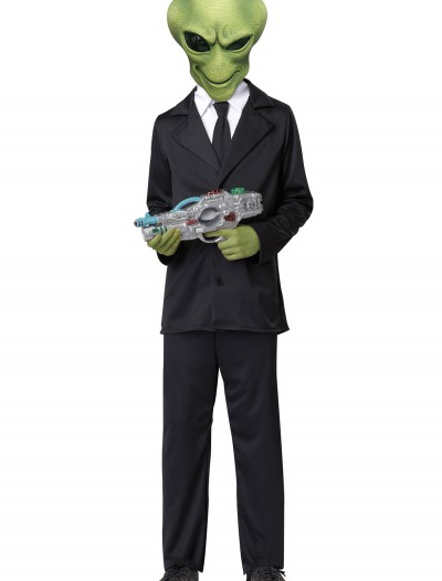 Alien Agent Costume buy now
