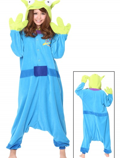 Alien Pajama Costume buy now