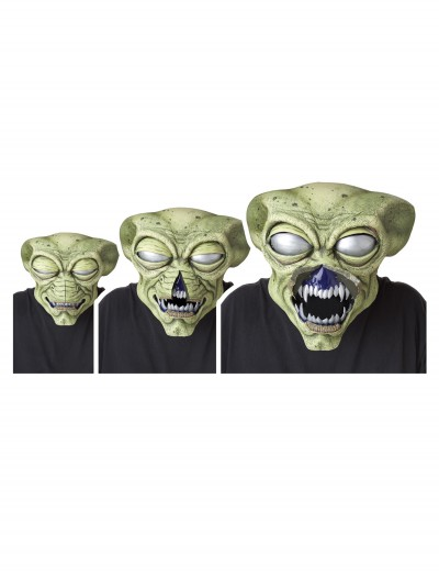 Alien Visitor Ani-Motion Mask buy now