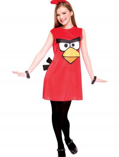 Angry Birds Tween Red Bird Costume buy now