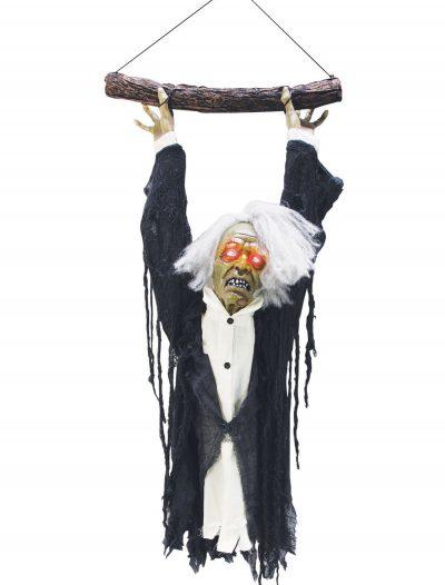 Animated Hanging Zombie Torso buy now