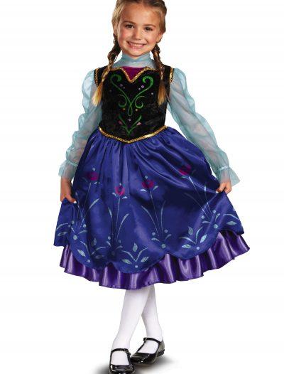 Anna Deluxe Frozen Costume buy now