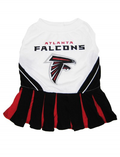 Atlanta Falcons Dog Cheerleader Outfit buy now