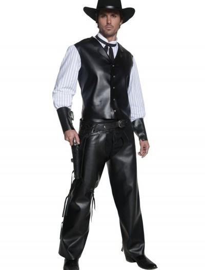 Authentic Western Gunslinger Costume buy now