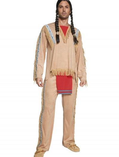 Authentic Western Indian Chief Costume buy now