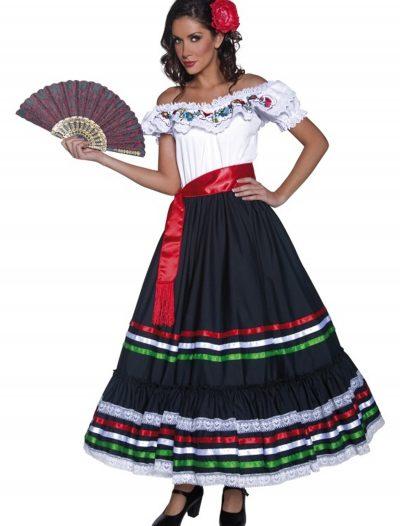 Authentic Western Senorita Costume buy now