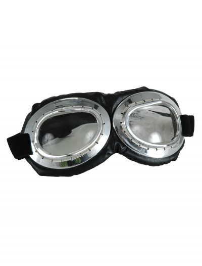 Aviator Goggles Silver buy now