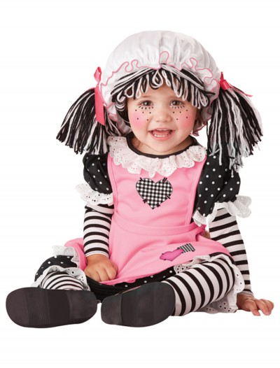 Baby Rag Doll Costume buy now