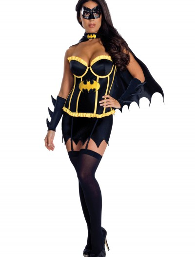 Batgirl Corset Costume buy now