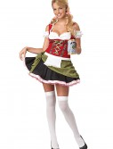Womens Bavarian Bar Maid Costume buy now