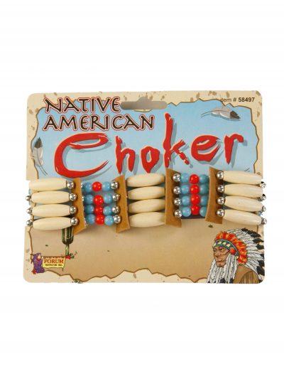 Beaded Indian Choker buy now