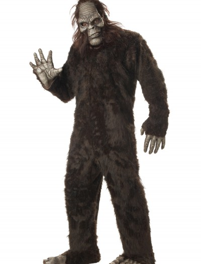 Bigfoot Plus Size Costume buy now