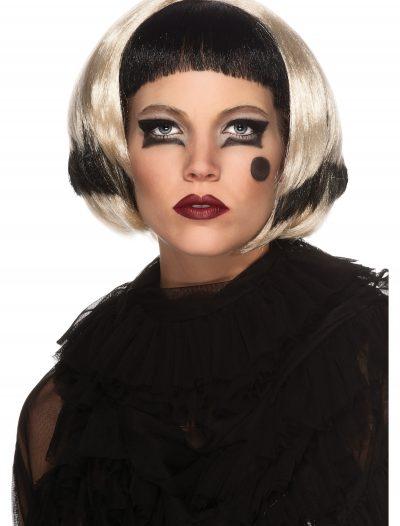 Black and Blonde Lady Gaga Wig buy now