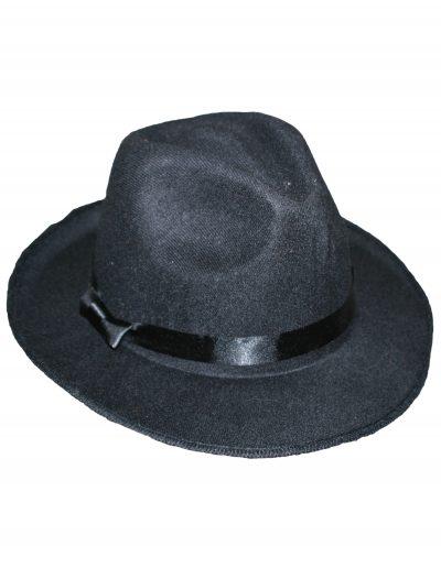Black Gangster Hat buy now