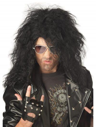 Black Heavy Metal Wig buy now