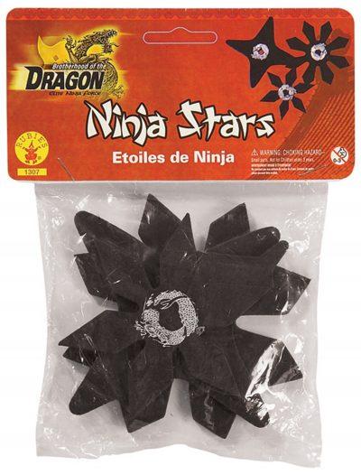 Black Ninja Stars buy now