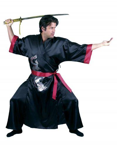Black Samurai Adult Costume buy now