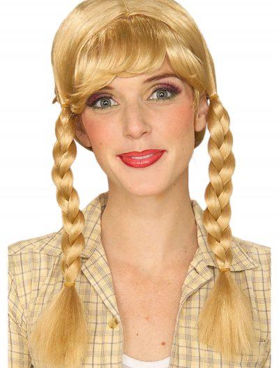 Blonde Braided Wig buy now