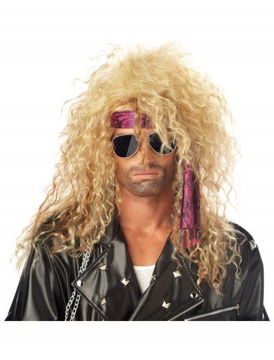 Blonde Heavy Metal Wig buy now