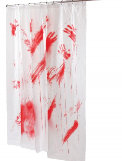 Bloody Shower Curtain buy now
