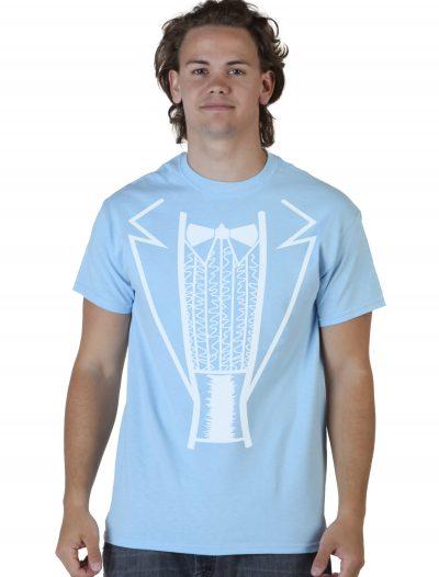 Blue Tuxedo Costume T-Shirt buy now