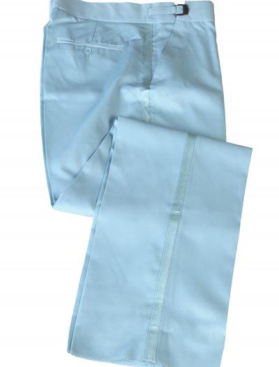 Blue Tuxedo Pants buy now