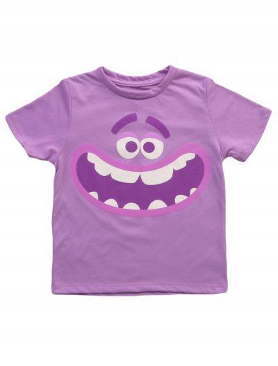 Boys and Girls Monsters University I Am Art Costume TShirt buy now