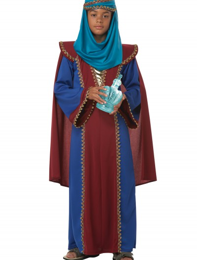Boys Three Wise Men Balthasar of Arabia Costume buy now