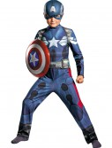Boys Captain America 2 Classic Movie Costume buy now