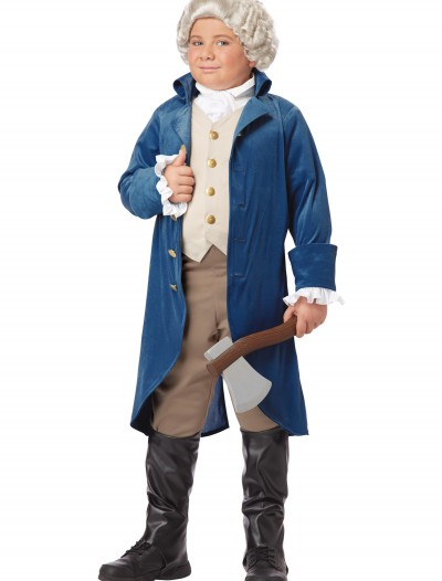 Boys George Washington Costume buy now