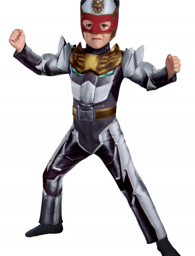 Boys Robo Knight Megaforce Toddler Muscle Costume buy now