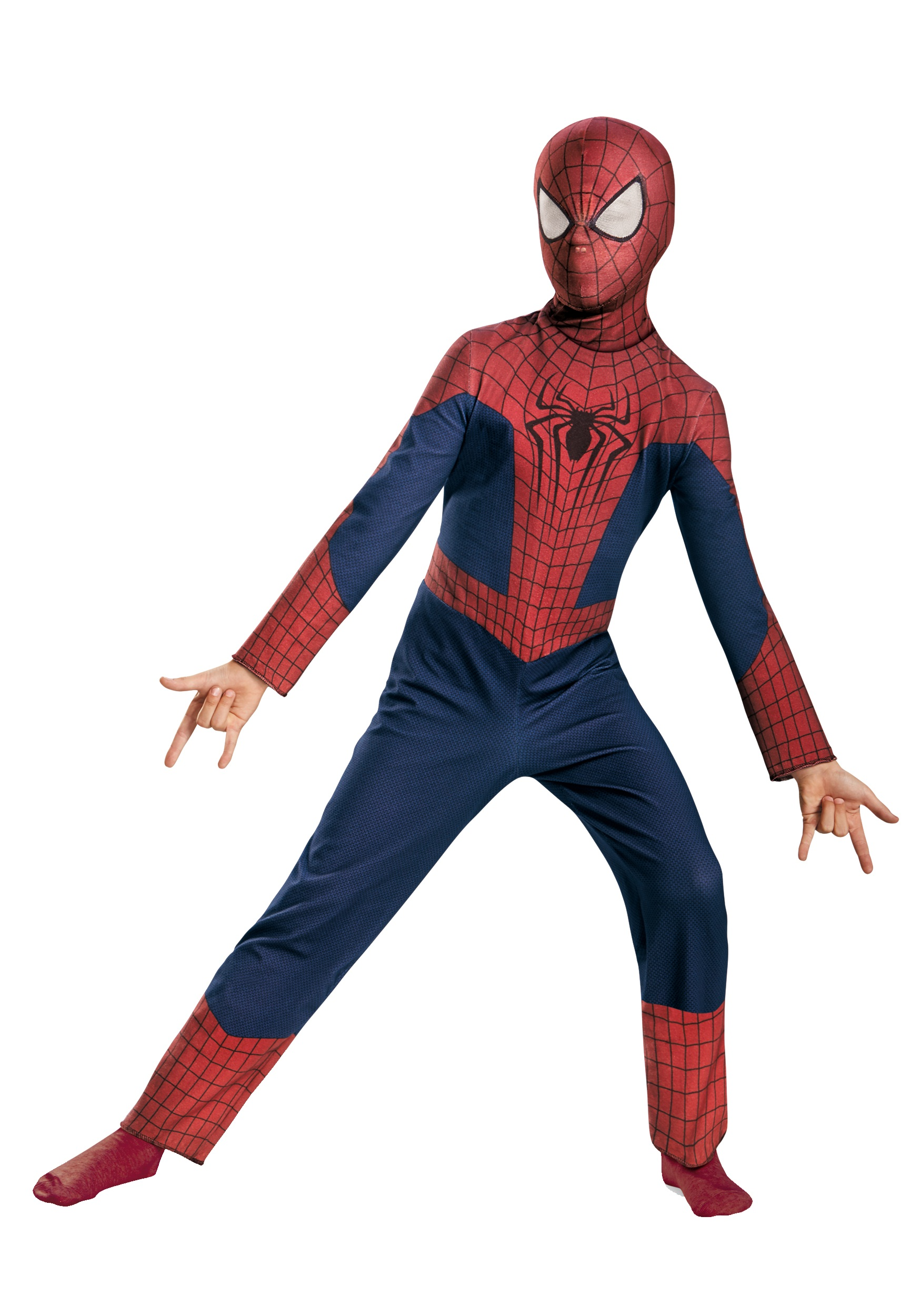 Boys Spider-Man 2 Classic Costume - Halloween Costumes