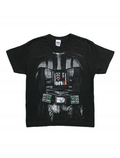 Boys Star Wars Darth Vader Costume T-Shirt buy now