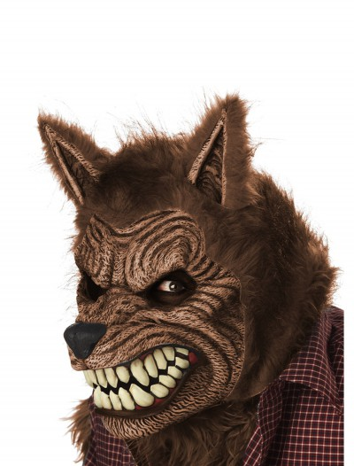 Brown Werewolf Ani-Motion Mask buy now