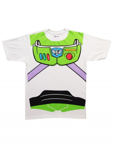 Buzz Lightyear Costume T-Shirt buy now