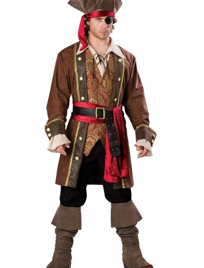Captain Skullduggery Pirate Costume buy now
