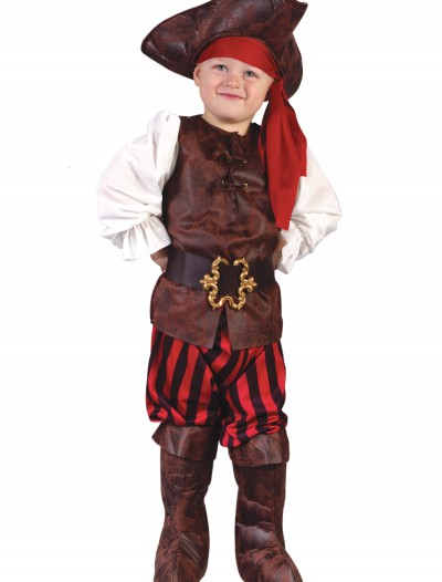 Caribbean Pirate Toddler Costume buy now